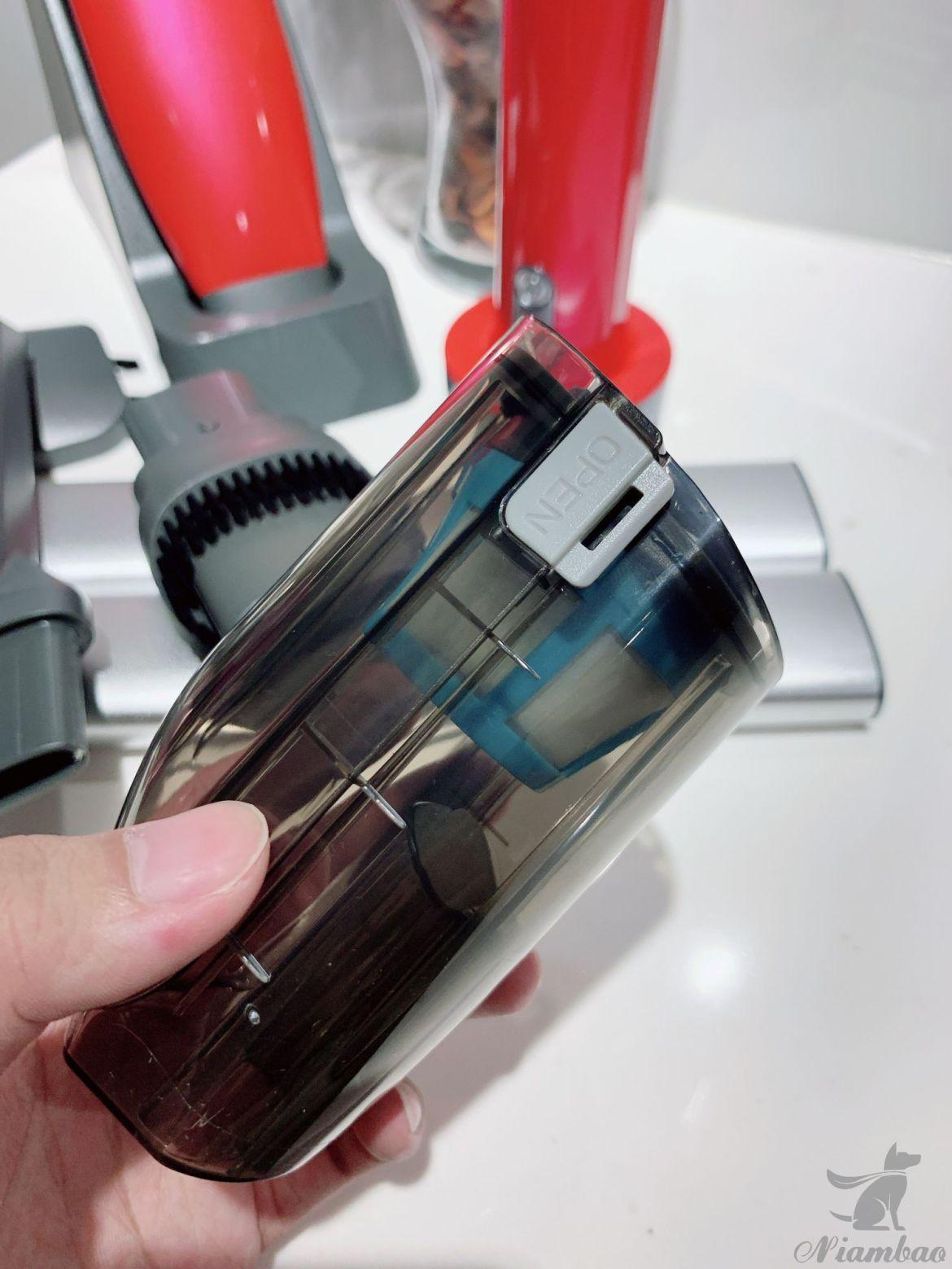 AIWA 愛華 Slim 2way 兩用手持無線 勁量吸塵器