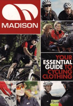 Madison Clothes Catalogue