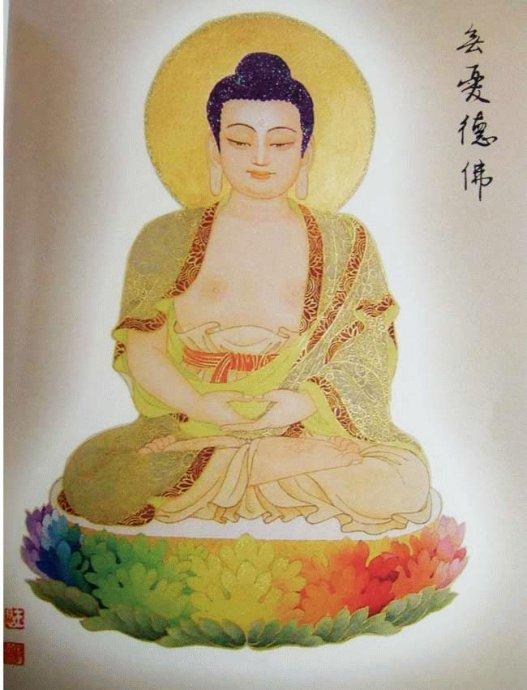 八十八佛高清大圖,過目增福 - 念覺學佛網