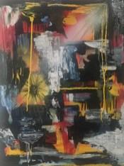 Mirror of Truth No.4 61x46cm
