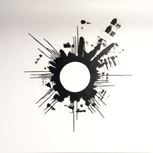 Control No.2 Acrylic on Canvas 100x100cm