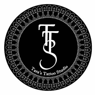 Taras Tattoo Studio Logo Design