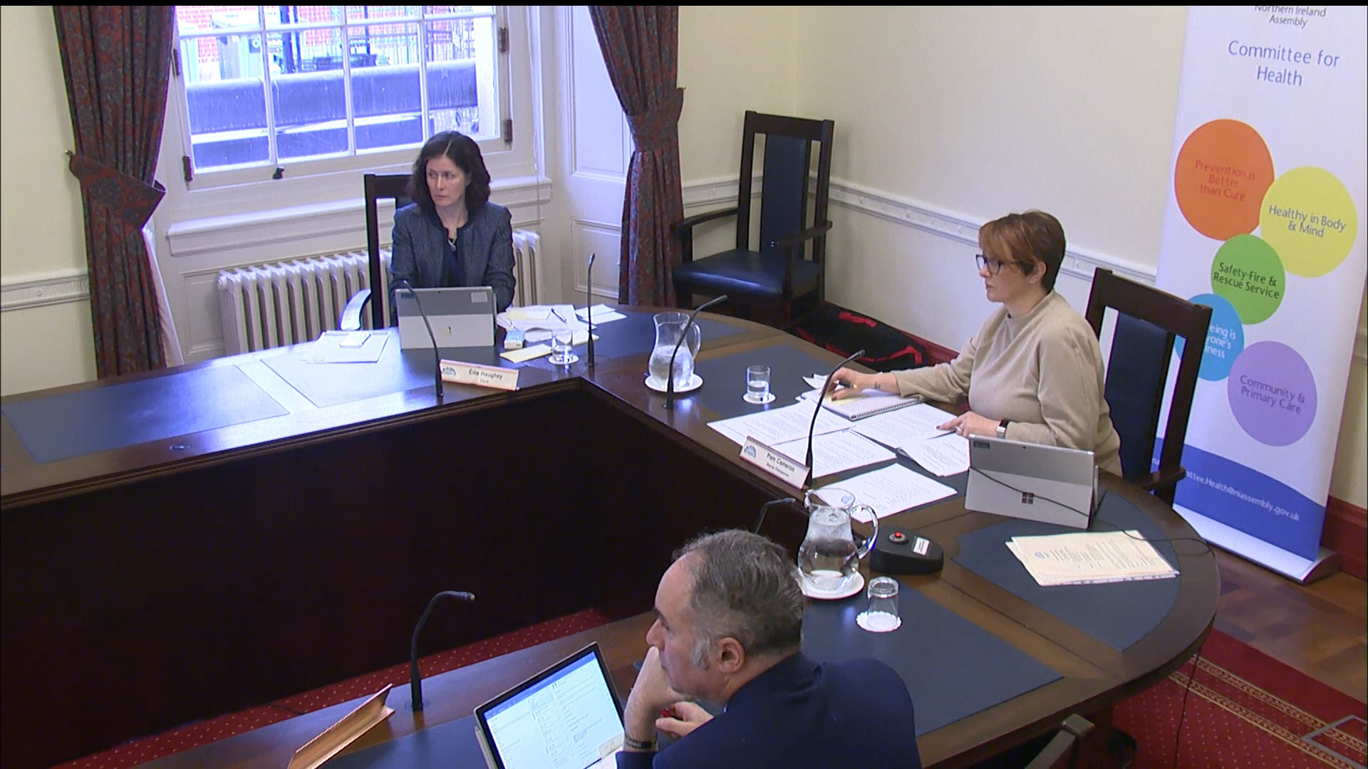Committee for Health Meeting Thursday 26 March 2020