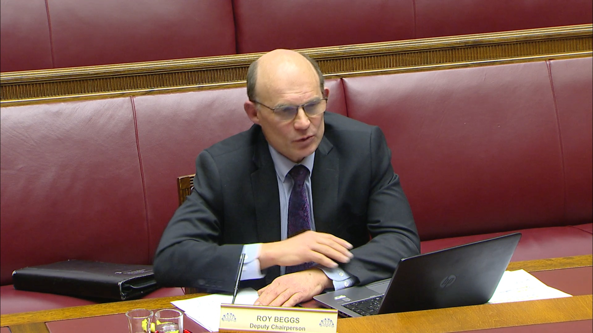 Public Accounts Committee Meeting - Thursday 19th November 2020