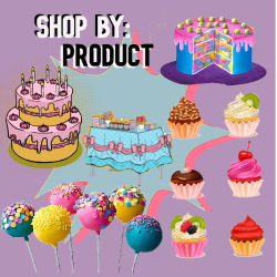 Shop By: Product