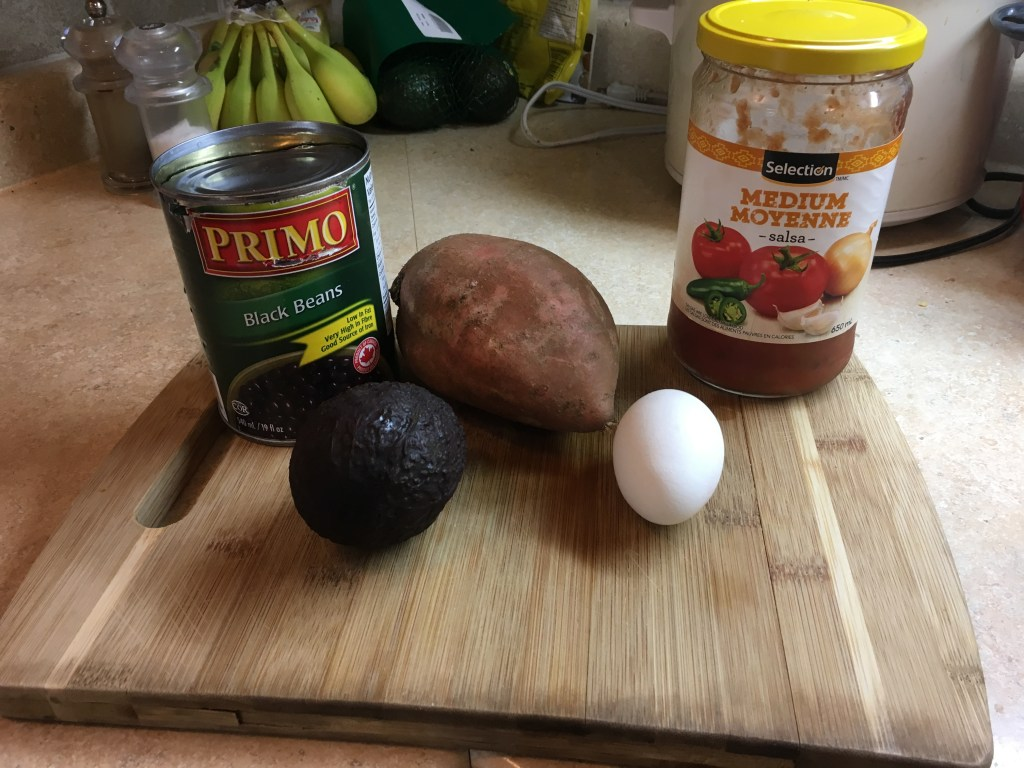 breakfast platter ingredients