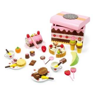 COCI18.01.Caja-de-dulces-de-madera-de-juguete-para-niños-con-39-piezas-de-madera