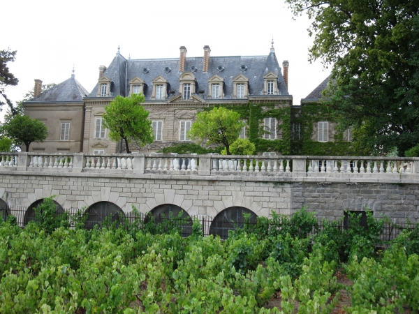 Le Chateau de Nervers près de Brouilly