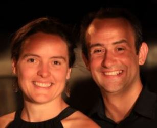 Le couple de vigneron du Chateau de Nervers by ni bu ni connu