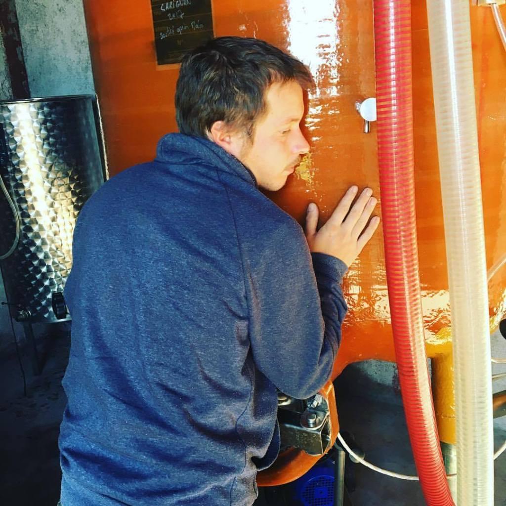 La surveillance pendant la fermentation.