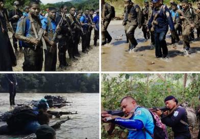 Acuerdo con Rusia incluía entrenamiento militar a fuerzas de Ortega