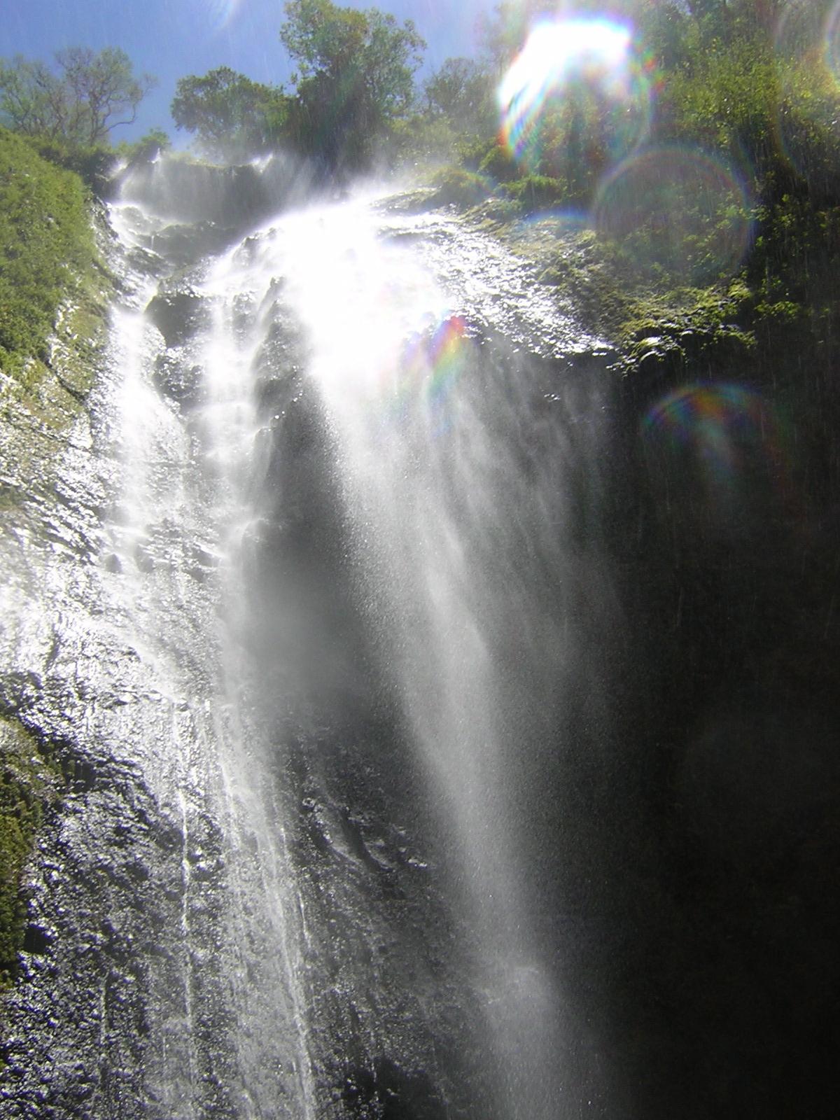 San Ramon Waterfall - Isla de Ometepe