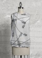 ©Ni Carnahan 2016.All Rights Reserved. Ni Carnahan VIDA fashion collection design -Floral Delight 2016 (Photo by VIDA at shopvida.com)