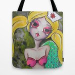 society6 tote bag by Nicci Dot CA
