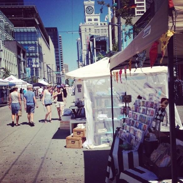July 2014 Nicci Battilana at Viva Vancouver 3