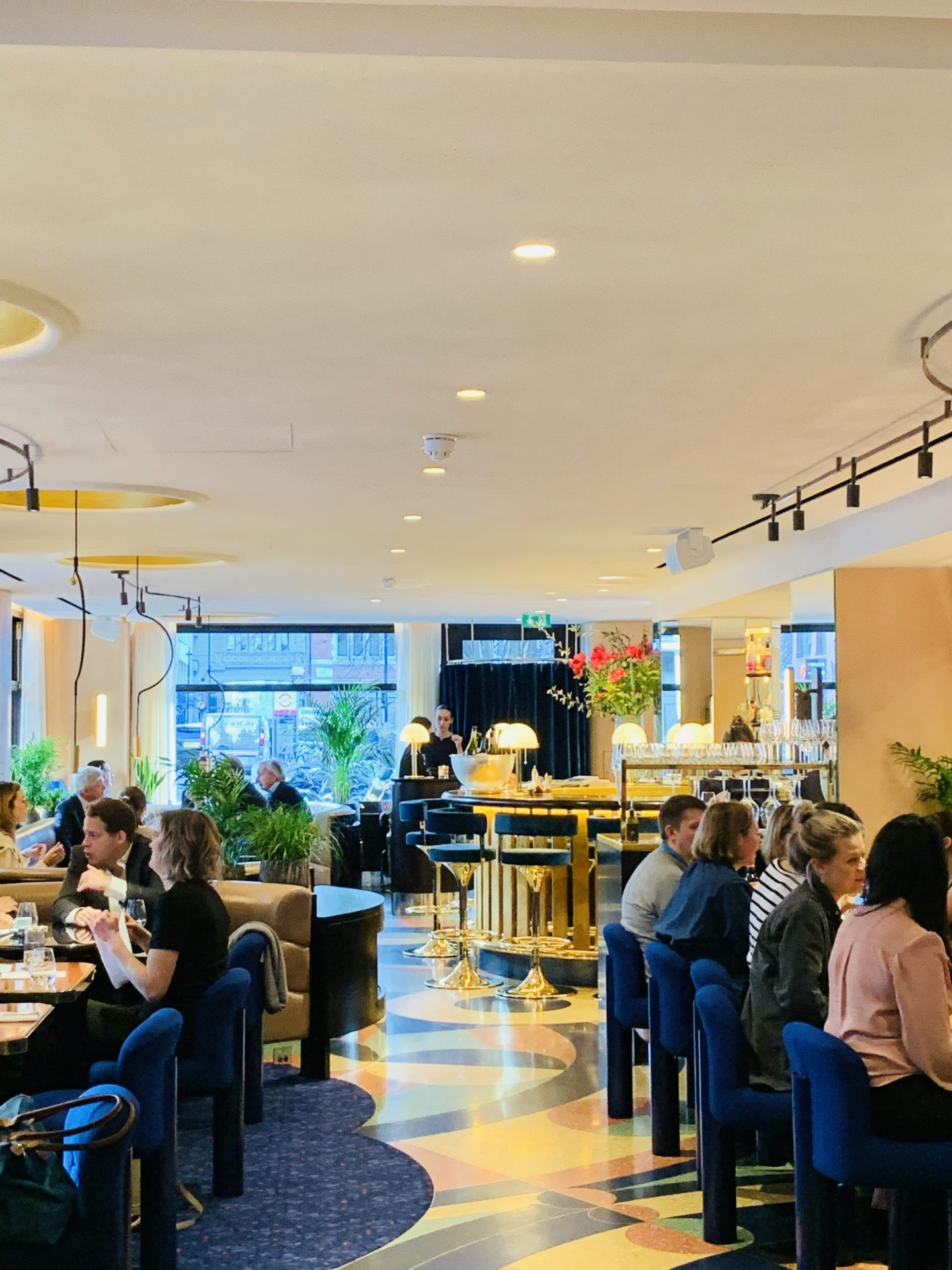 Foodie Therapy At Folie, London