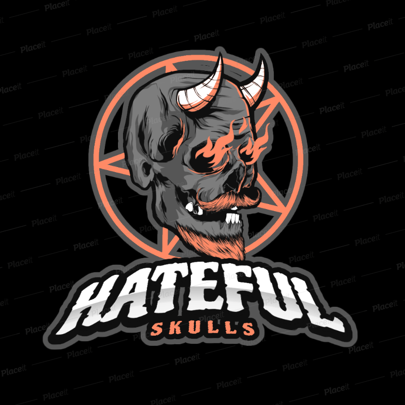 gaming logo maker with
