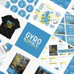 Greek Restaurant Branding Project Gyro Republic