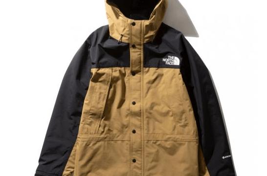 マウンテンライトジャケット 2019 ブリティッシュカーキ