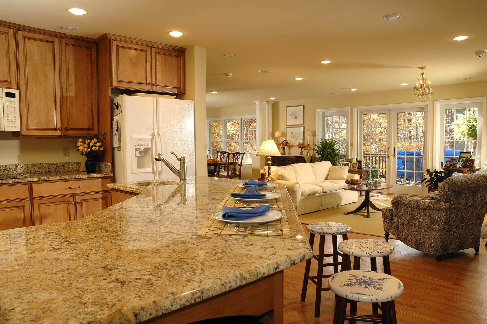 professional cleaning service in