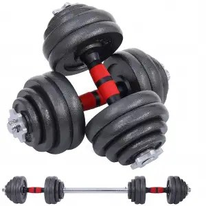 metal adjustable dumbbell