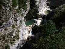 canyoning verdon nice fun jump rafting