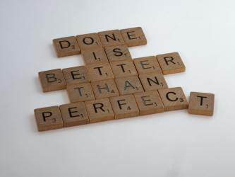 NiceDay blog: Perfectionism, could you take it down a notch?