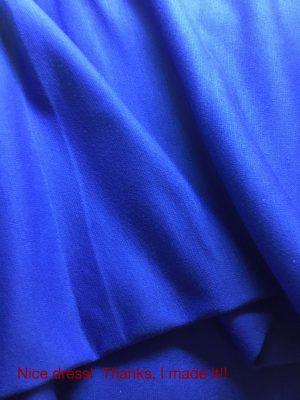 polyester/rayon