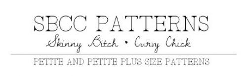 Skinny Bitch Curvy Chick Patterns - one PDF pattern of the winner's choice