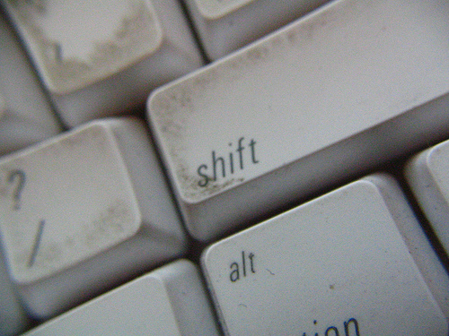 I think that keyboard has the Ebola Virus.