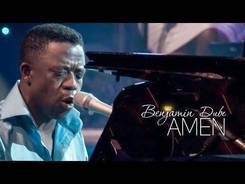 Benjamin Dube – AMEN (Lyrics, Video)
