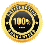 You are fully protected by our 100% Money Back Guarantee