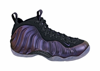 fec9c7e86a503 Eggplant  Nike Air Foamposite to Return