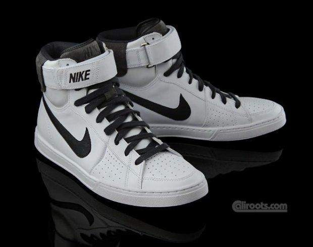 outlet store c0f24 3951d Nike Air Flytop WhiteBlack ...