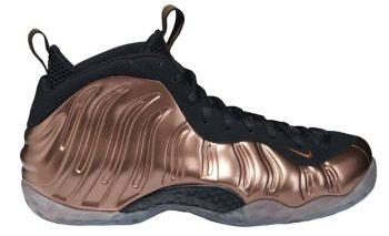 Nike Foamposite One - Copper