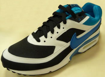 info pour 9cfe8 2303d Nike Air Classic BW & Air Max 90 Black/White-Blue | Nice Kicks