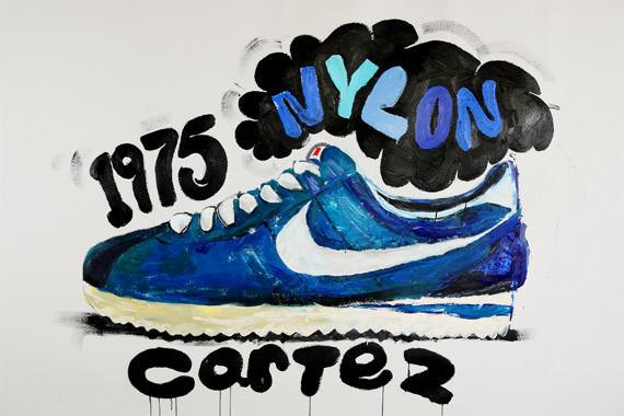 W+K x Nike Sportswear Evolution of the Cortez