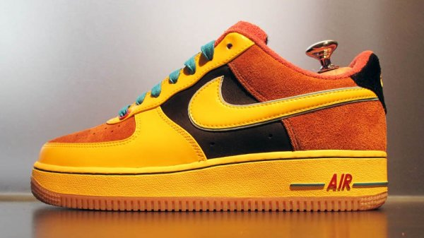 Nike Air Force 1 Bespoke by Fran Marchello