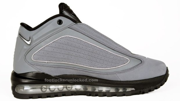 factory authentic 2a3a2 41619 Nike Air Griffey Max GD II Cool Grey/Black | Nice Kicks
