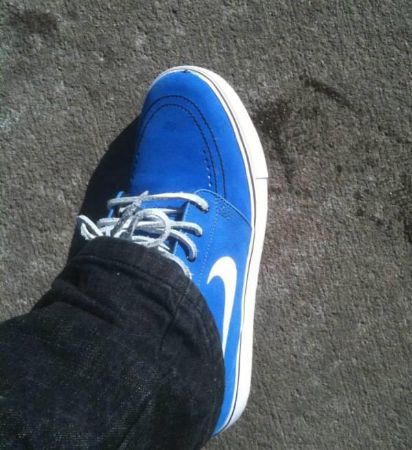 8e4acea932b8 Nike SB Stefan Janoski Pacific Blue White ...