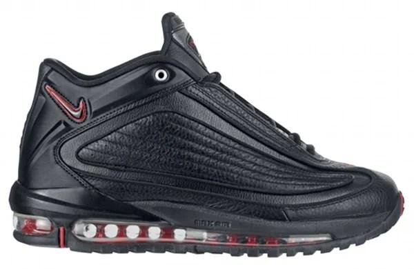 buy popular 126fb b95a9 Nike Air Griffey Max GD II - Black Varsity Red