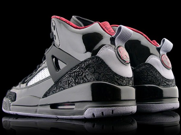 reputable site 34278 ee6e3 Air Jordan Spizike Black Varsity Red-Stealth Air Jordan Spiz ike  Black Varsity Red-Stealth