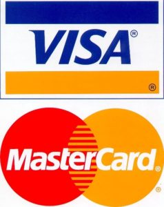 Visa ve Master Card Logo