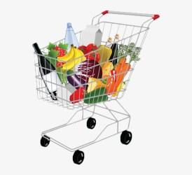 Basket Vector Shopping Cart Full Shopping Cart Transparent Transparent PNG 556x668 Free Download on NicePNG