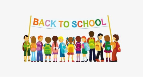 Back To School Kids Png Transparent Back To School Cartoon Transparent PNG 600x360 Free Download on NicePNG