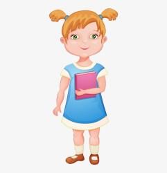 02 [преобразованный] Clipart Png School Girl Png Cartoon Transparent PNG 401x800 Free Download on NicePNG