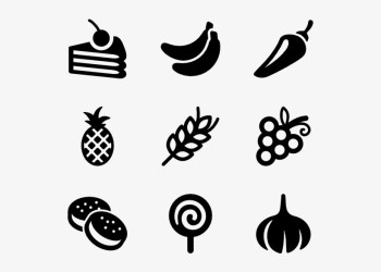 Food And Drink 50 Icons Dog Icon Vector Transparent PNG 600x564 Free Download on NicePNG
