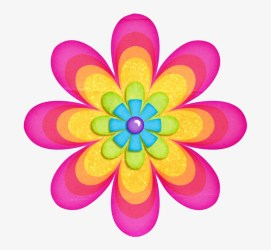 Flower Png Flower Png Clipart Transparent Flowers Pinterest Flower Clipart Png Transparent Transparent PNG 696x695 Free Download on NicePNG