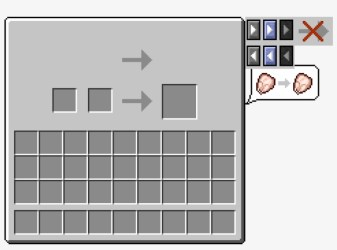 What s With The Chickens In The Speech Bubble It Seems Minecraft Villager Trade Ui Transparent PNG 1024x1024 Free Download on NicePNG