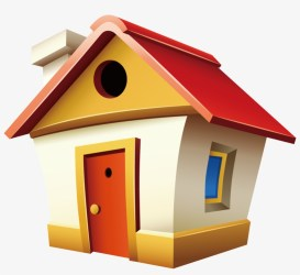 Cute House Clipart Png Casa Cartoon Png Transparent PNG 1500x1501 Free Download on NicePNG